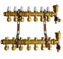 纯铜分水器有哪些优势?