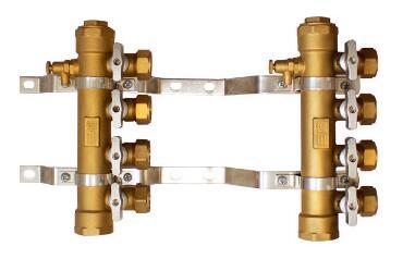 分水器,为何是铜质