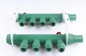 塑料PPR双头分水器参数和特点