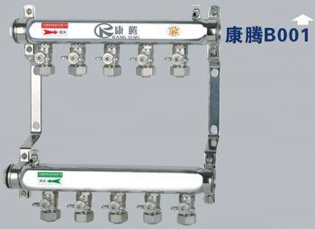 康腾B001款工程专用不锈钢分水器